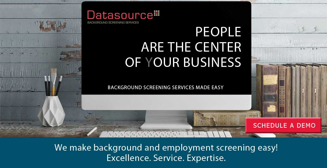 We make background and employment screening easy. Excellence. Service. Expertise. Schedule a Demo.
