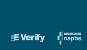 Affiliations: American Staffing Association, E-Verify, napbs